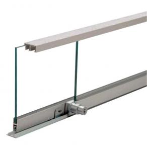 Set sistem glisant vitrina