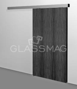 Set usa glisanta CS 80 Magneo Dorma LV2 pentru usa de lemn, L=2090mm
