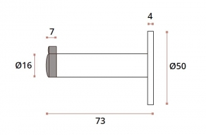 Opritor usa/cuier compartimentare toaleta1
