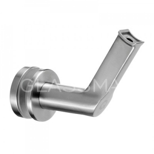 Suport mana curenta ,Ø 48.3 mm ,inox satinat