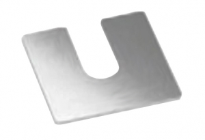 Talpa compensare profil U balustrada Easy Glass® Smart fixare pardoseala