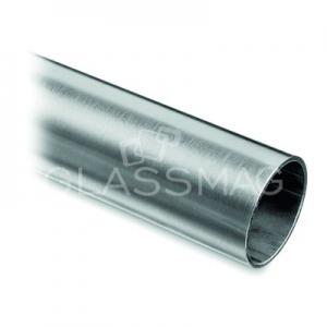 Teava ,Ø 42.4x1.5 mm ,L=2500 mm ,inox satinat