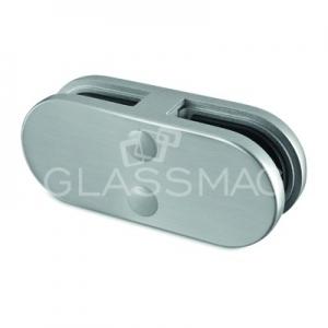 Clema sticla-sticla ,G=6.76 mm ,inox satinat