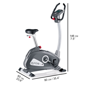 Bicicleta fitness Kettler Cycle P3