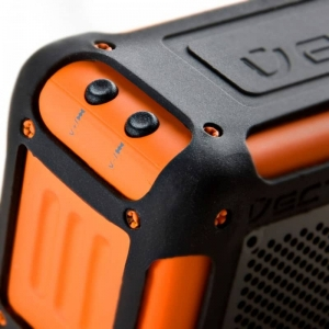 Boxa portabila wireless 360° Veho Vecto Mini rezistenta la apa