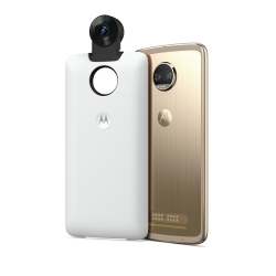 Camera video 4k Moto Mods 360 Sunet 3D