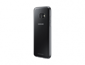Husa originala Samsung Galaxy A3 (2017) Clear Cover