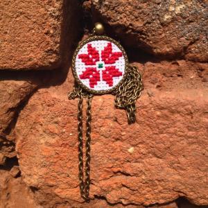 Pandantiv Traditional Romanesc2