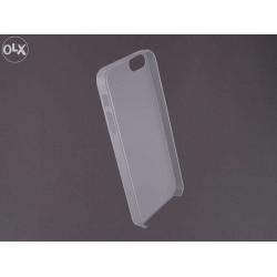 HUSA bumper iPhone 5 5S din plastic subtire - opaca