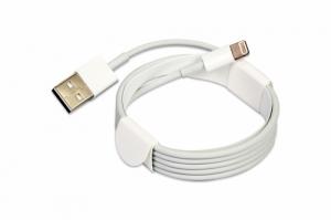 CABLU IPHONE 7 / 8 PE ROLA 200CM WHITE