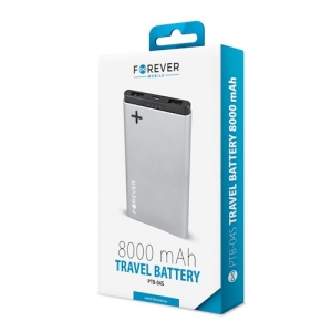 POWER BANK FOREVER 8.000mAh PTB-04S