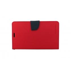 Toc My-Fancy Samsung Tab3 7 inch P3200 Rosu/Albastru
