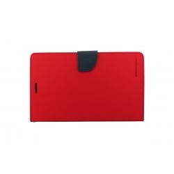 Toc My-Fancy Samsung Tab3 8 inch T31X Rosu/Albastru