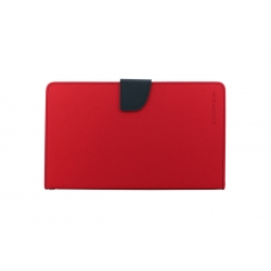 Toc My-Fancy Samsung Tab4 8 inch T33X Rosu/Albastru