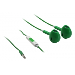 Kit Handsfree Box Jack 3.5 Verde