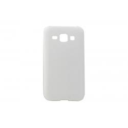 Husa Classy Samsung Galaxy J1 J100 Alb