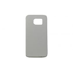 Husa Classy Samsung Galaxy S6 Edge G925 Alb