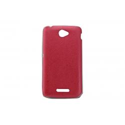 Husa Classy Sony Xperia E4 Rosu
