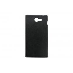 Husa Classy Sony Xperia M2 Negru