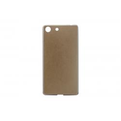 Husa Classy Sony Xperia M5 Auriu
