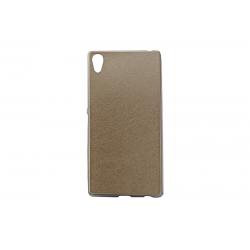 Husa Classy Sony Xperia Z4 Auriu