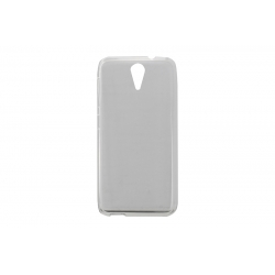 Husa Invisible HTC Desire 620 Transparent