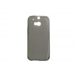 Husa Invisible HTC One M8 Negru