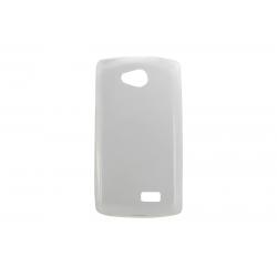 Husa Invisible LG F60 D390 Transparent