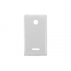 Husa Invisible Microsoft 435 Lumia Transparent