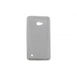 Husa Invisible Microsoft 640 Lumia Transparent