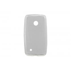 Husa Invisible Nokia 530 Lumia Transparent