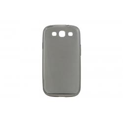 Husa Invisible Samsung Galaxy S3 I9300 Negru