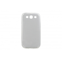 Husa Invisible Samsung Galaxy S3 I9300 Transparent