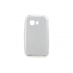 Husa Invisible Samsung Galaxy Young2 G130 Transparent