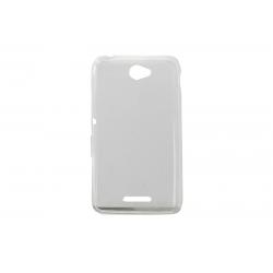 Husa Invisible Sony Xperia E4G Transparent