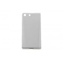 Husa Invisible Sony Xperia M5 Transparent