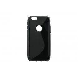 Husa Silicon iPHONE 6/6S Negru