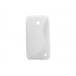 Husa Silicon Nokia 630/635 Lumia Transparent