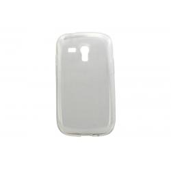 Husa Silicon Samsung Galaxy S3 Mini I8190 Transparent