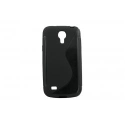 Husa Silicon Samsung Galaxy S4 Mini I9190 Negru