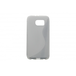 Husa Silicon Samsung Galaxy S6 G920 Transparent