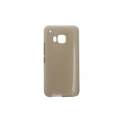 Husa Wavy HTC One M9 Auriu