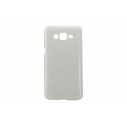 Husa Wavy Samsung Galaxy Grand Prime G530 Alb