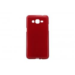Husa Wavy Samsung Galaxy Grand Prime G530 Rosu