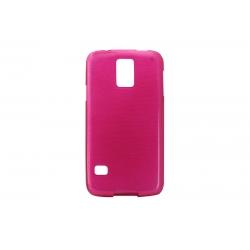 Husa Wavy Samsung Galaxy S5 G900 Roz