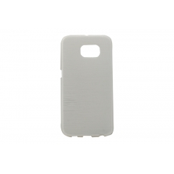 Husa Wavy Samsung Galaxy S6 G920 Alb