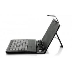 "Husa Tableta universala 7"" cu tastatura"