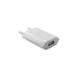 USB Adaptor Single Alb