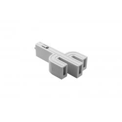 USB Adaptor My-Cactus Alb