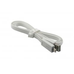 USB Cablu My-Basic Micro USB Alb